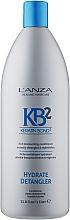 Духи, Парфюмерия, косметика Увлажняющий кондиционер для волос - L'anza Keratin Bond 2 Hydrate Detangler
