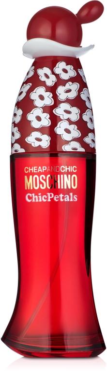 Moschino Cheap And Chic Chic Petals - Туалетная вода (тестер с крышечкой)