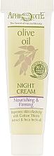 Духи, Парфюмерия, косметика Питательный и укрепляющий ночной крем для лица - Aphrodite Night Cream Nourishing&Firming