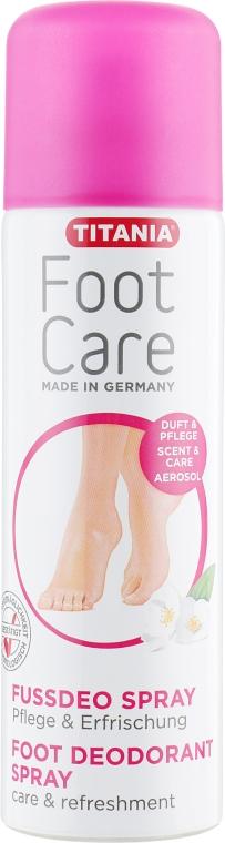Спрей для ступней ног - Titania Foot Care Spray