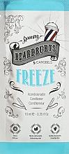 Духи, Парфюмерия, косметика Кондиционер для волос тонизирующий - Beardburys Freeze Conditioner (пробник)