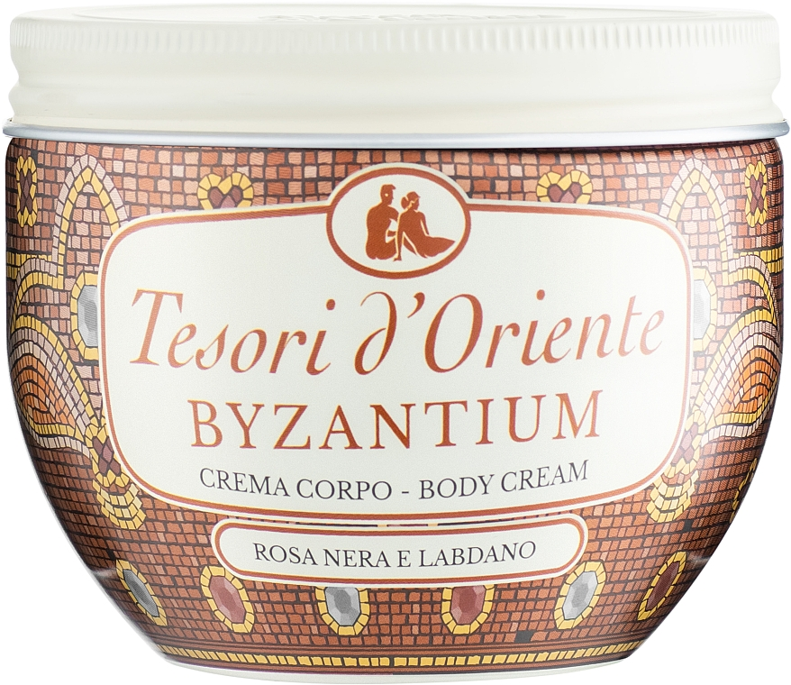 Tesori d`Oriente Byzantium Body Cream - Крем для тела