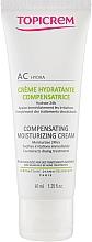 Духи, Парфюмерия, косметика Компенсирующий увлажняющий крем для лица - Topicrem AC Compensating Moisturizing Cream