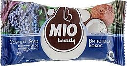 """Духи, Парфюмерия, косметика Мыло """"Виноград и кокос"""" - Мыловаренные традиции Mio Beauty"""