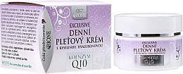 Духи, Парфюмерия, косметика Дневной крем для лица - Bione Cosmetics Exclusive Organic Day Facial Cream With Q10