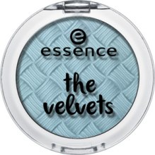 Духи, Парфюмерия, косметика Тени для век - Essence The Velvets Eyeshadow