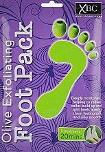 Духи, Парфюмерия, косметика Маска-пилинг для ног с оливковым маслом - Xpel Marketing Ltd Olive Exfoliating Foot Pack