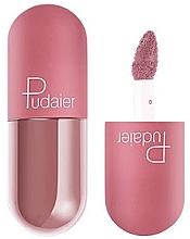 Духи, Парфюмерия, косметика Жидкая матовая губная помада - Pudaier Mini Capsule Matte Liquid Lipstick