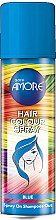 Духи, Парфюмерия, косметика Тонирующий спрей для волос - Sora Amore Hair Colour Spray