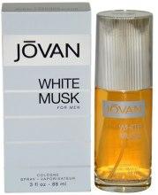 Духи, Парфюмерия, косметика Jovan White Musk For Men - Одеколон