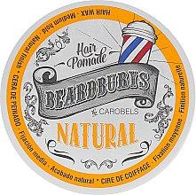 Духи, Парфюмерия, косметика Помада для волос для волос кремообразная классическая - Beardburys Natural Wax