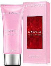 Духи, Парфюмерия, косметика Bvlgari Omnia Pink Sapphire - Лосьон для тела