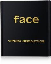 """Компактная пудра с зеркальцем """"Лицо"""" - Vipera Face Powder — фото N5"""