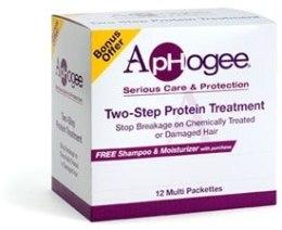 Духи, Парфюмерия, косметика Двушаговое протеиновое лечения №1,2 - ApHogee Two Step Protein Treatment
