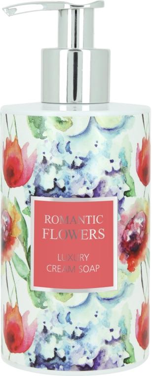 Жидкое крем-мыло - Vivian Gray Romantic Flowers Cream Soap