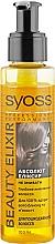 Духи, Парфюмерия, косметика Масло для поврежденных волос - Syoss Beauty Elixir