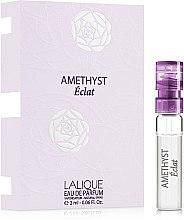 Духи, Парфюмерия, косметика Lalique Amethyst Eclat - Парфюмированная вода (пробник)