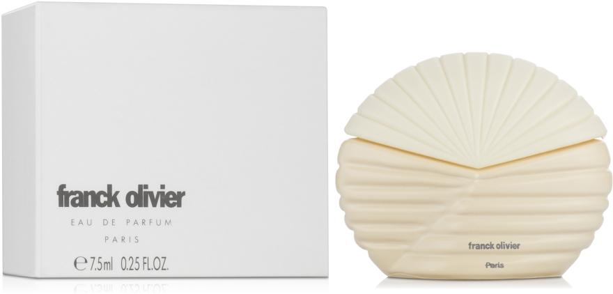 Franck Olivier Eau de Parfum - Парфюмированная вода (мини)