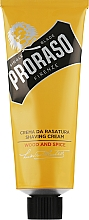 Парфумерія, косметика Крем для гоління - Proraso Wood and Spice Shaving Cream