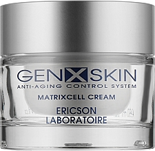Висококонцентрований нічний крем Матрицелл - Ericson Laboratoire Genxskin Matrixcell Cream High Density Night Cream — фото N1