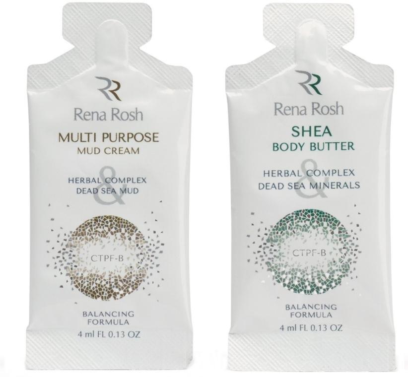 Набор - Rena Rosh Herbal Complex Set (f/b/cr/4ml + b/butter/4ml)