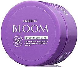 Духи, Парфюмерия, косметика Крем для лица ночной 55+ - Faberlic Bloom