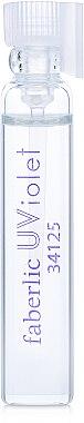 Faberlic UViolet - Парфюмированная вода (пробник)