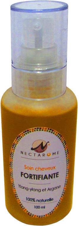Уход укрепляющий для волос аргания + иланг-иланг - Nectarome Hair Care Fortifying Ylang Ylang and Argan