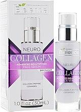 Духи, Парфюмерия, косметика Омолаживающая сыворотка для лица - Bielenda Neuro Collagen