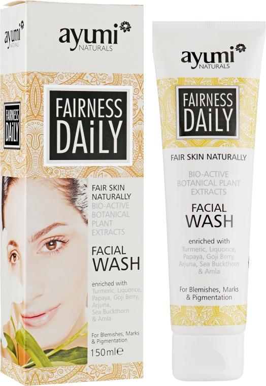 Гель для умывания - Ayumi Fairness Daily Facial Wash