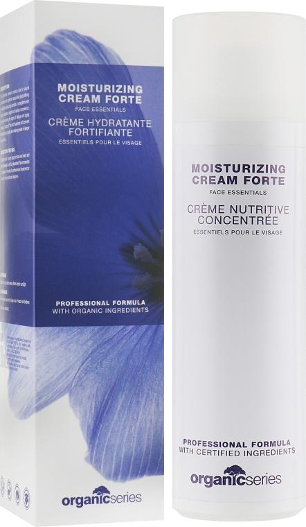 Увлажняющий крем - Organic Series Moisturizing Cream Forte