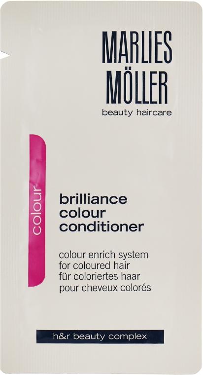 Кондиционер для окрашенных волос - Marlies Moller Brilliance Colour Conditioner (пробник)