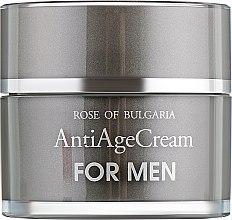 Духи, Парфюмерия, косметика Антивозрастной крем для мужчин - BioFresh Rose of Bulgaria