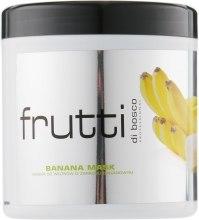 Духи, Парфюмерия, косметика Маска для волос с ароматом банана - Frutti Di Bosco Banana Mask