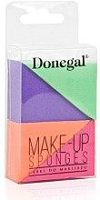 Духи, Парфюмерия, косметика Спонжи для макияжа, 4 шт. 4305 - Donegal Sponge Make-Up