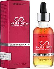 Духи, Парфюмерия, косметика Питательное масло для волос - Hairfinity Nourishing Botanical Oil