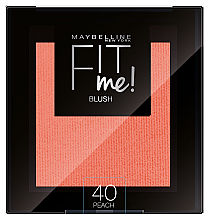 Парфумерія, косметика Рум'яна - Maybelline New York Fit Me Blush