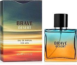 Духи, Парфюмерия, косметика Farmasi Brave Desert - Парфюмированная вода