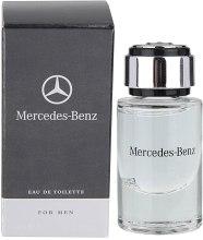 Духи, Парфюмерия, косметика Mercedes-Benz For Men - Туалетная вода (мини)