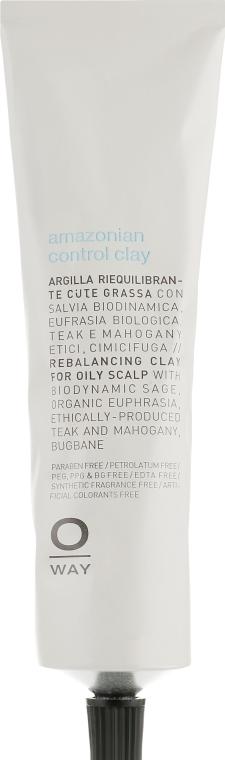 Амазонская глина для кожи головы - Oway Relife Sebum Balance
