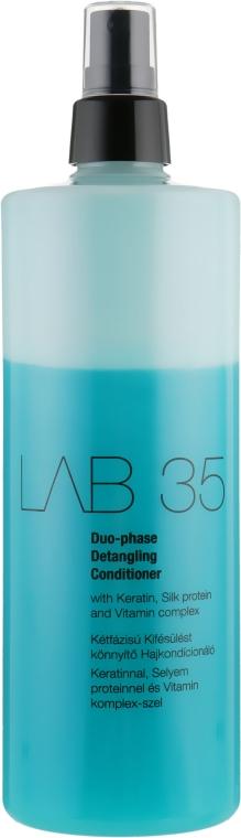 Двухфазный спрей-кондиционер - Kallos Cosmetics Lab 35