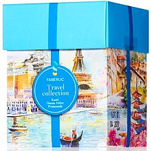 Faberlic Travel Collection - Набор (edp/7ml + edp/7ml + edp/7ml) — фото N1