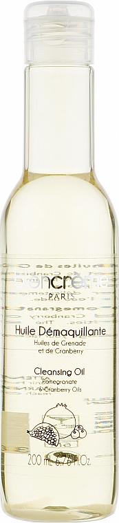 "Масло очищающее для лица ""Гранат и Клюква"" - Blancreme Pomegranate & Cranberry Cleansing Oil"