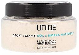 Духи, Парфюмерия, косметика Карналлитовая соль из Мёртвого Моря, мелкозернистая - Silcare Quin Dead Sea Salt