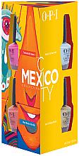 Духи, Парфюмерия, косметика Набор - O.P.I Mexico Collection Set (lacquer/4x3.75ml)