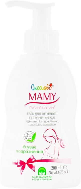 Гель для интимной гигиены - Natura House Mamy Cucciolo