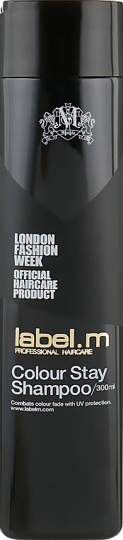 Шампунь защита цвета - Label.m Cleanse Professional Haircare Colour Stay Shampoo