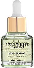 Духи, Парфюмерия, косметика Масло для лица - Pure White Cosmetics Regenerating Superseed Facial Oil