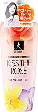 Духи, Парфюмерия, косметика Парфюмированный кондиционер для волос - LG Household & Health LG Elastine Kiss Rose The Conditione