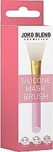 Духи, Парфюмерия, косметика Силиконовый шпатель для масок - Joko Blend Silicone Mask Brush